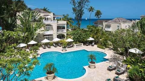 Coral Reef Club Barbados British Airways