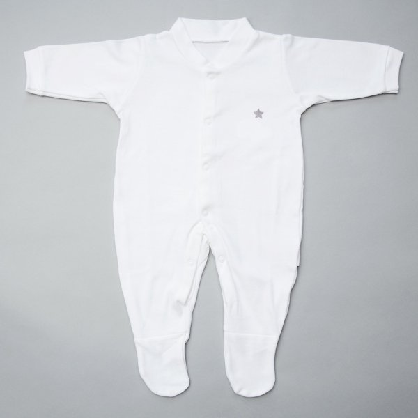 100% Organic Cotton Sleepsuit