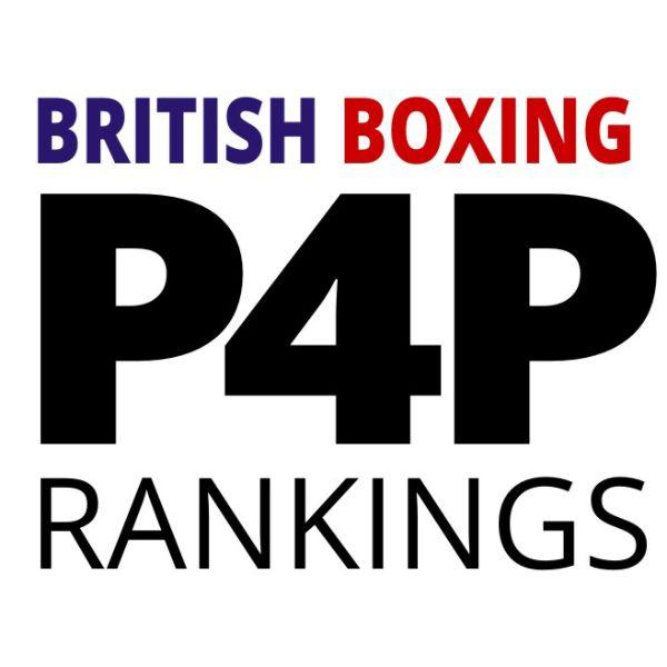 British Boxing P4P Rankings 2018