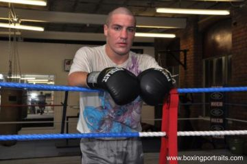 matthew hall boxing boxer