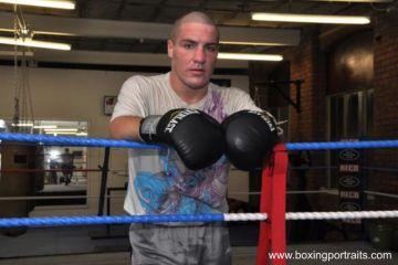 matthew hall boxing boxer