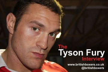 The Tyson Fury Interview