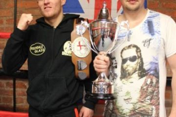 Stephen Maylett / Terry Flanagan - English and Prizefighter Lightweight champion
