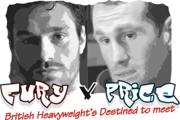 tyson fury v David Price boxing