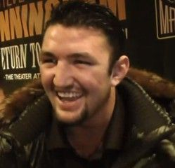 hughie fury eve of 2nd pro fight