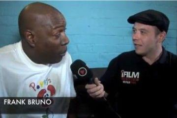 frank bruno interview ifilmlondon