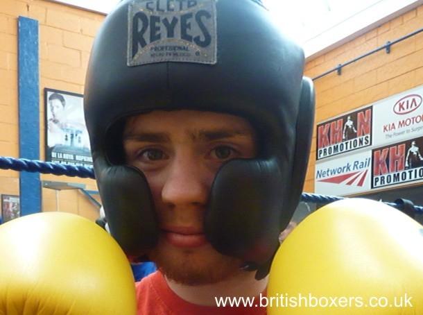 joe murray boxer