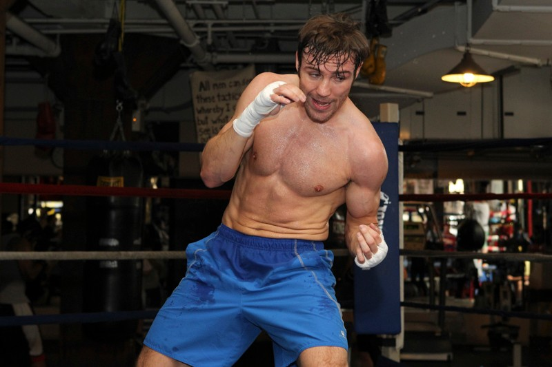 matthew macklin boxing