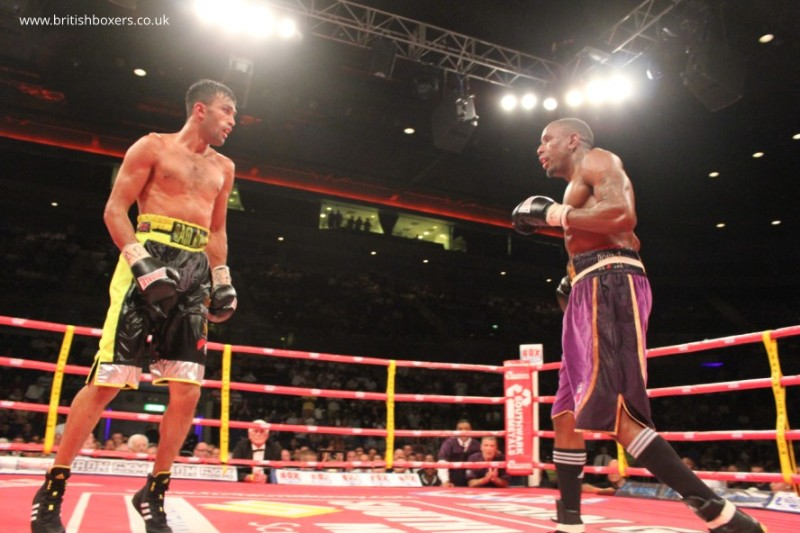 Hamilton v Anwar-fighters