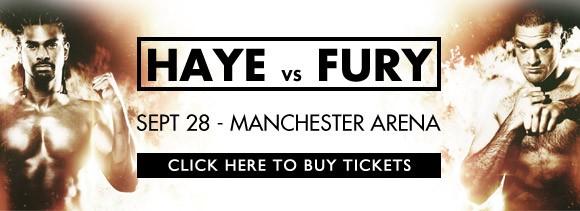 haye fury tickets