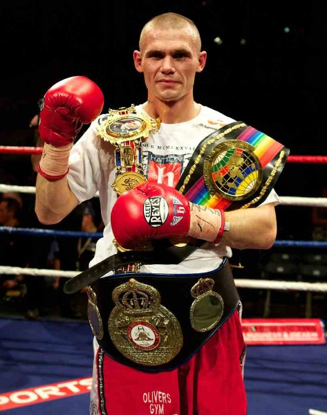 Martin Murray vs Felix Sturm