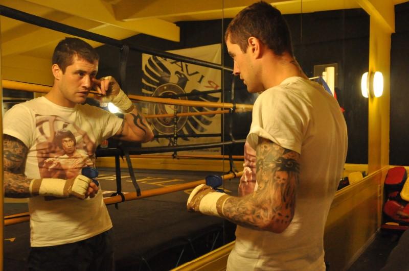 Ricky Burns v Kevin Mitchell