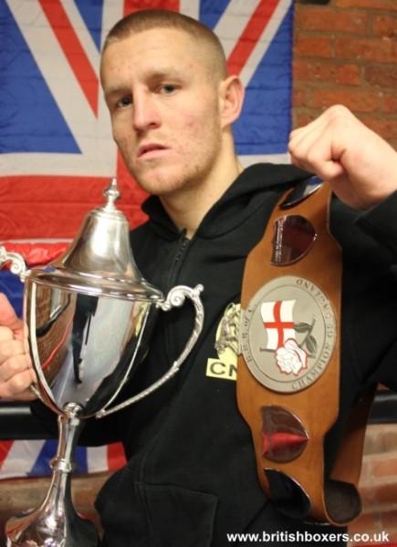 Terry Flanagan prizefighter