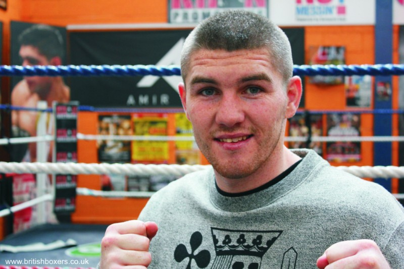 liam smith boxer