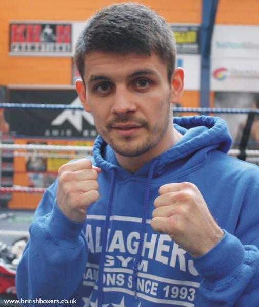 Stephen Smith To Fight Devis Boschiero Next Month In Ibf