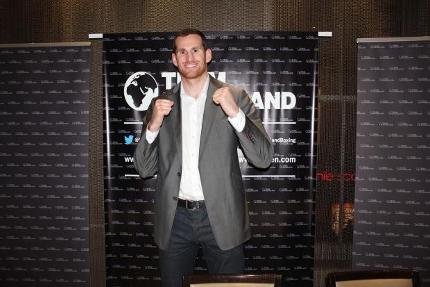david price signs with Sauerland