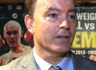 dennis hobson promoter boxing