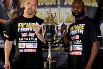 prizefighter heavyweights uk v usa