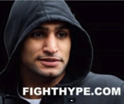 amir khan fight hype