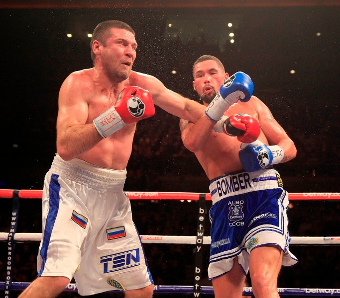 MERSEY BEAT PROMOTIONECHO ARENA,LIVERPOOLPIC;LAWRENCE LUSTIGWBO INTERNATIONAL TONY BELLEW V VALERY BRUDOVTONY BELLEW WINS BY KO
