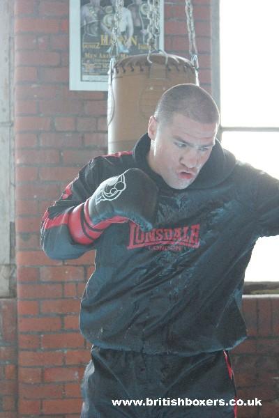 matty hall boxer manchester