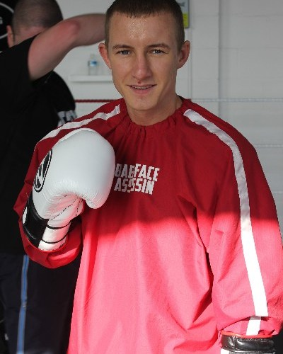 paul butler boxing champion ellesmere port uk