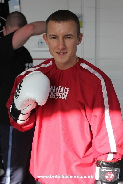 paul butler boxing champion ellesmere port uk