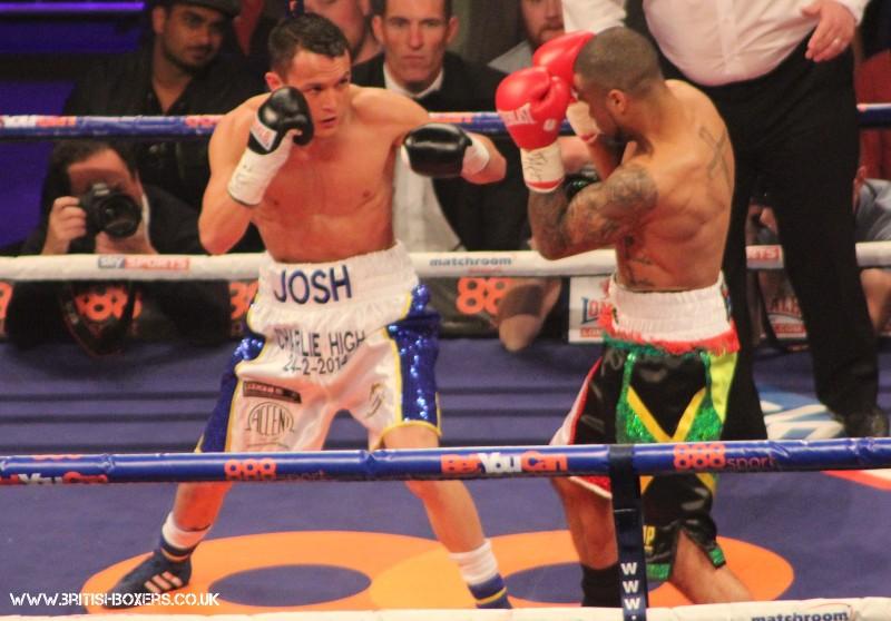 josh warrington defeats rendall munroe in manchester