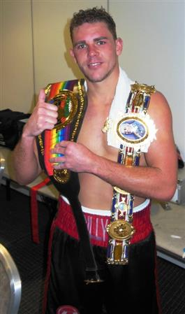 billy joe saunders belts