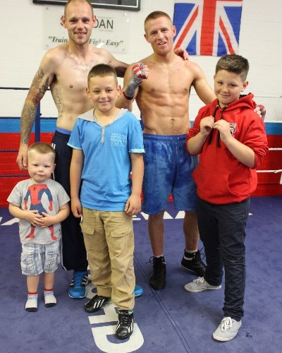 Video: Kevin Hooper Strong At Lightweight And Ready For