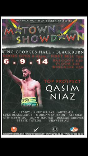 Motown Showdown POSTER niaz