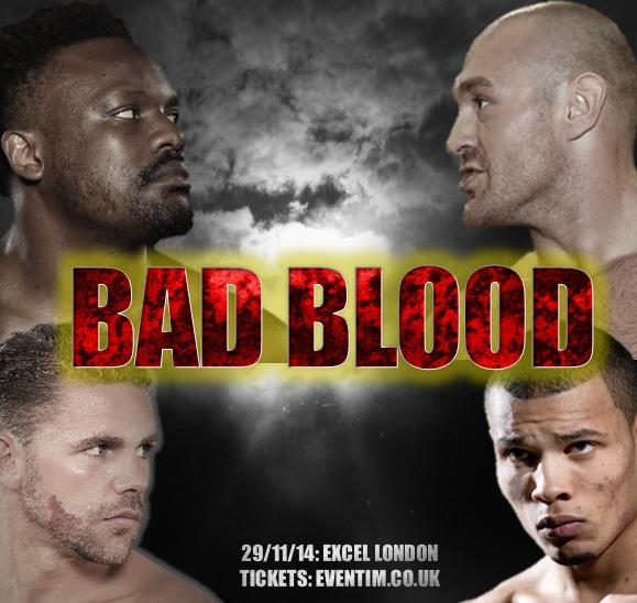 Bad blood boxing