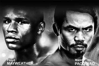 pacquiao-vs-mayweather-jr is on