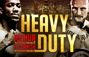 joshua v cornish