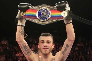 sam eggington-boxing