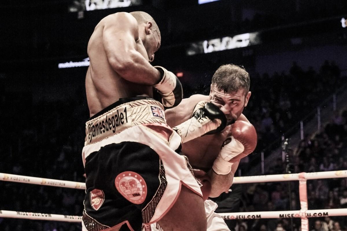fight night-degale v bute