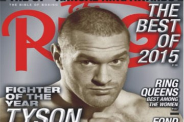 ring magazine tyson fury pic