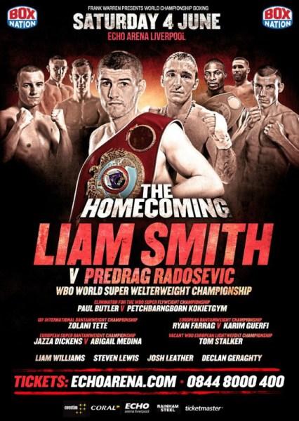 liam smith