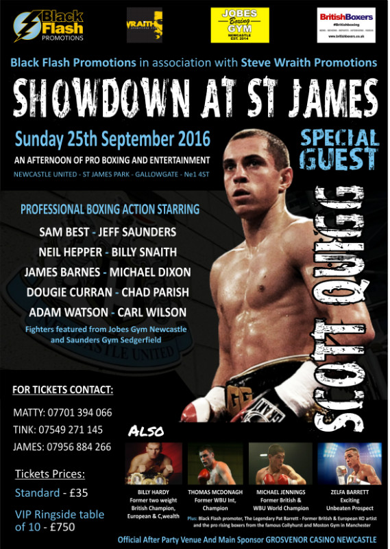 QUIGG POSTER