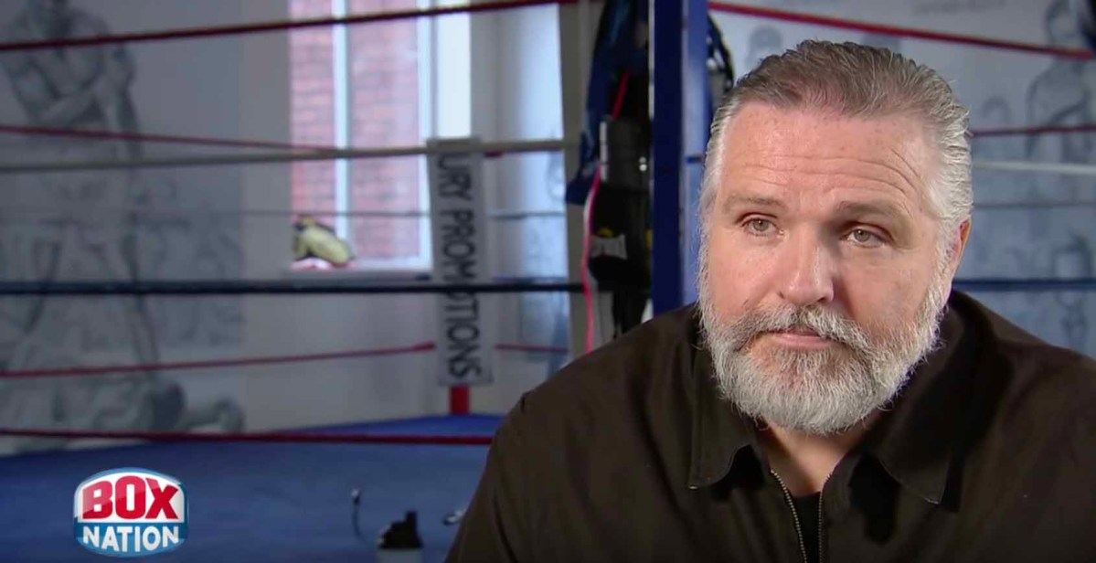 Peter Fury granted special visitor's visa and will be allowed to travel to New Zealand