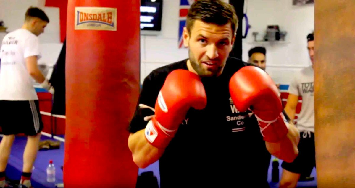 VIDEO: Interview with Anthony 'Lecky' Leak top amateur now turned pro