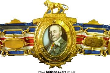 Lonsdale Belt British Boxing Championship