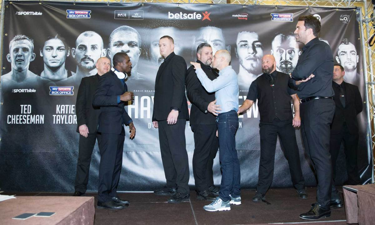 Will Derry Mathews and Ohara Davies be drawn into an emotional brawl?