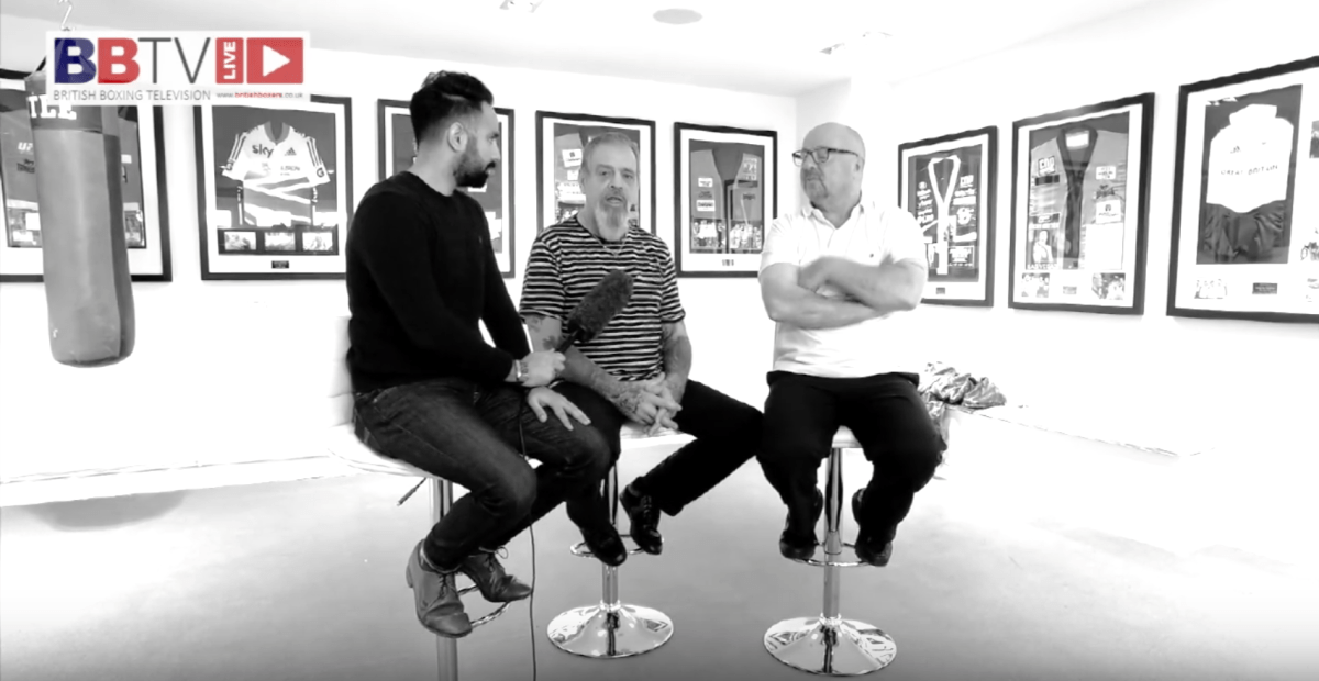 VIDEO: Billy Graham and Kerry Kayes talk to British Boxers about their careers - Part One