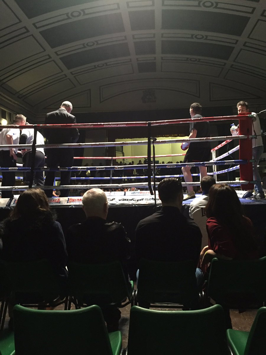 Ringside Report: Byfield Retains Southern Area Super-Welter Crown In Hellraiser/Warrior Co-Promotion