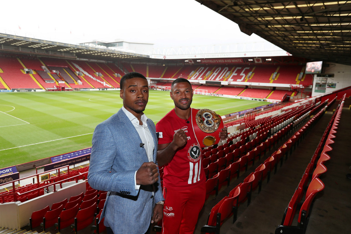 BROOK Vs SPENCE - Fans flock to see the two best 147lbers on the planet
