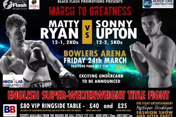 MATTY RYAN VS SONNY UPTON