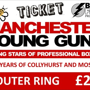 £25 OUTER RING TICKET