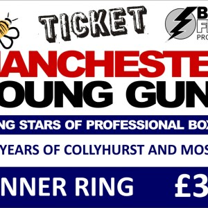 £35 INNER RING TICKET