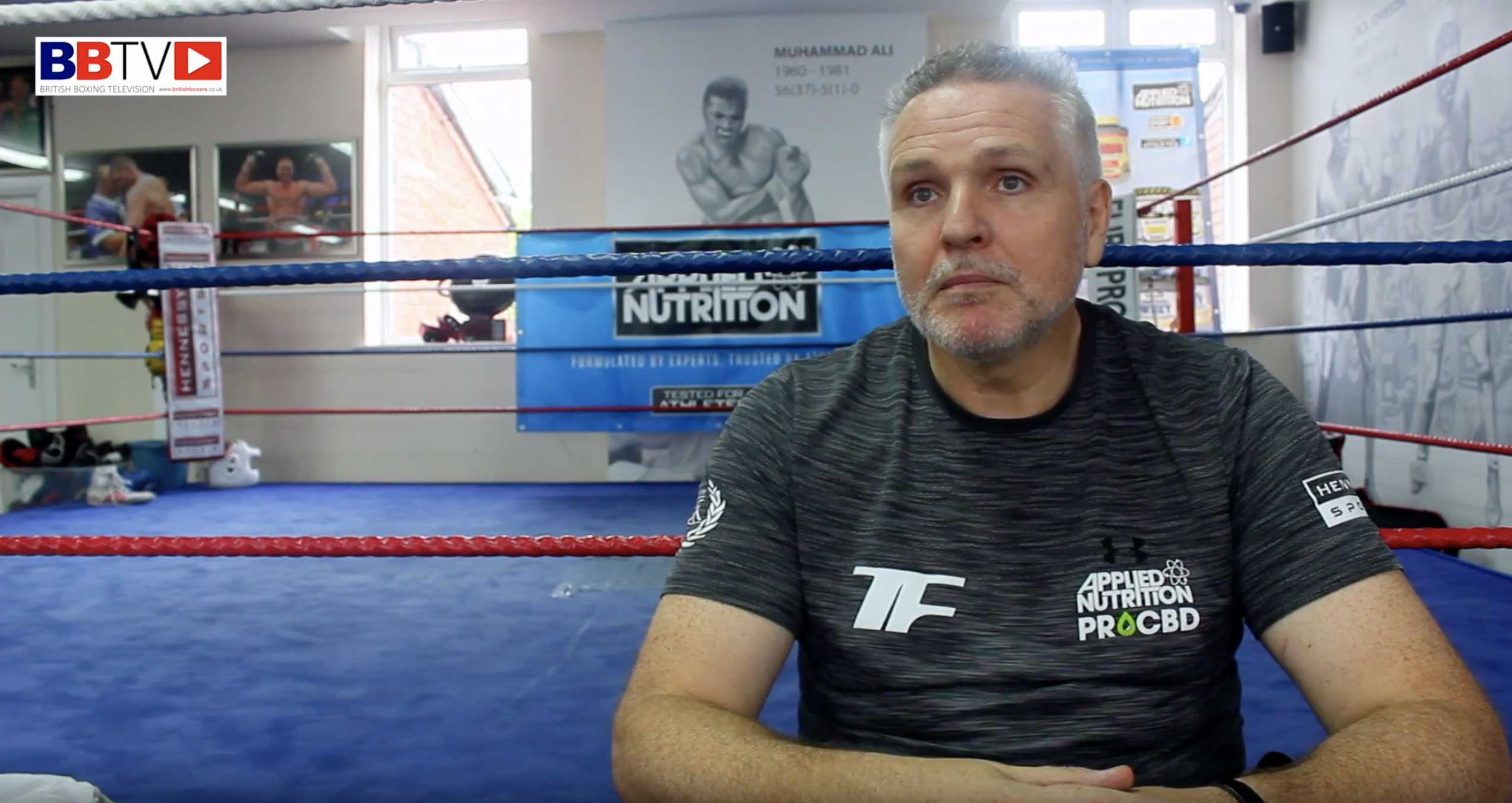 0b34ee1808c Exclusive Video Interview  Peter Fury updates us from Hughie s training camp  for Pulev – British Boxing BBTV